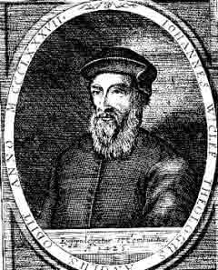 John Wyclif, a bibliás ember