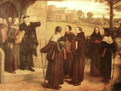Szegény papok kiküldése kettesével