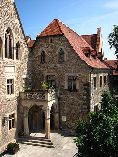 Az erfurti kolostor