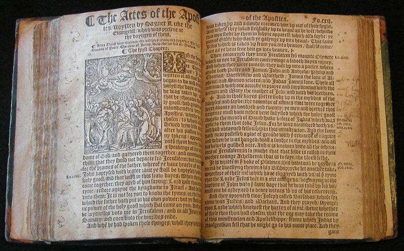Apostolok cselekedetei – Tyndale Újszövetség-fordítása