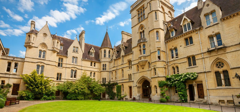 Balliol College, Oxford