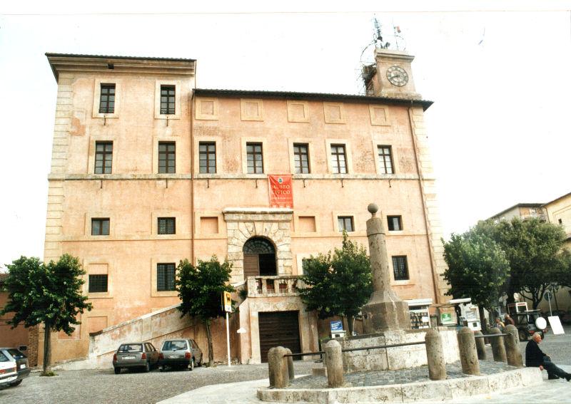 Az Apostoli Kamara épülete