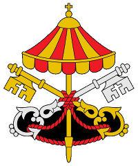 Az Apostoli Kamara jelvénye