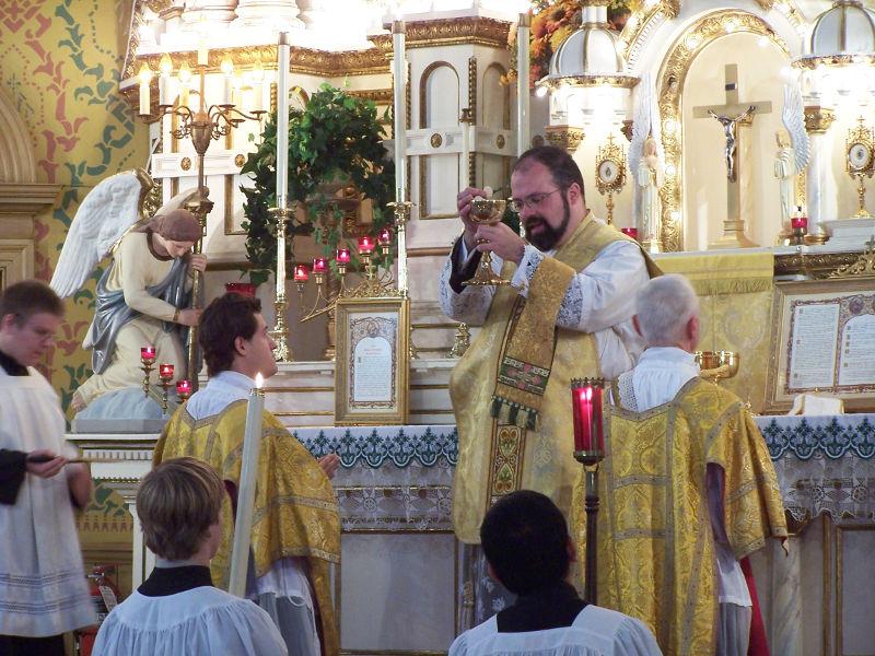 Katolikus mise – átlényegülés