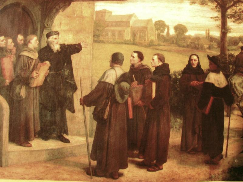 """Wiclif és a """"szegény papok"""""""