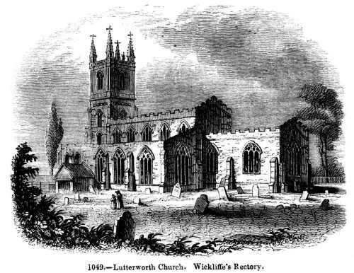 Lutterworth temploma