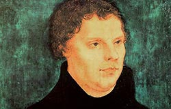 Luther római útjáról és vívódásairól