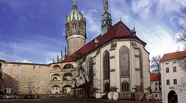 A wittenbergi vártemplom