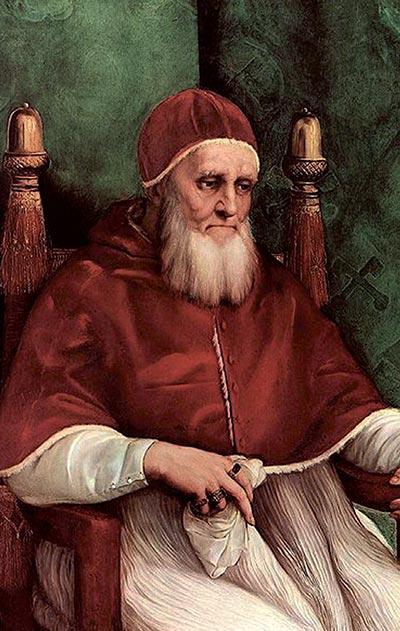 II. Gyula pápa